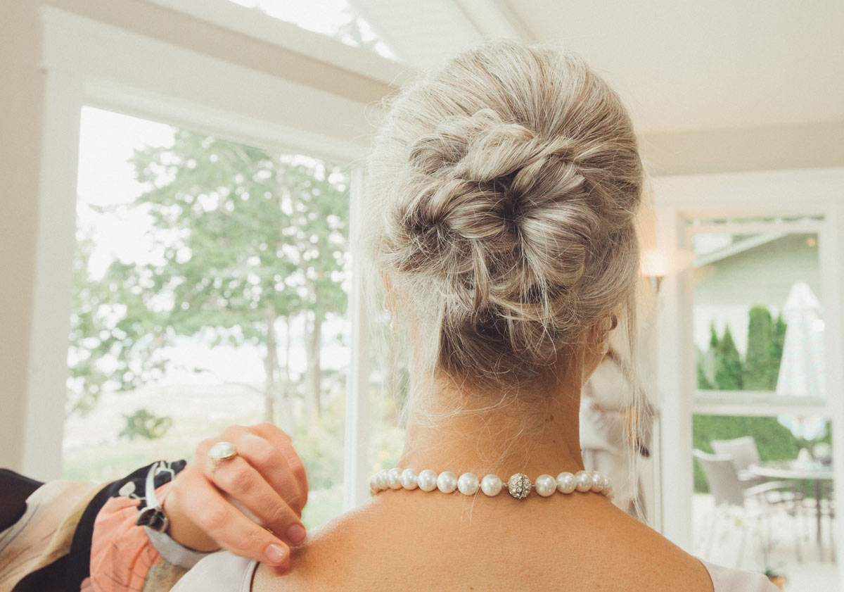 Chloe and Robbie Wedding - Makeup and Hair - Mother of the Bride