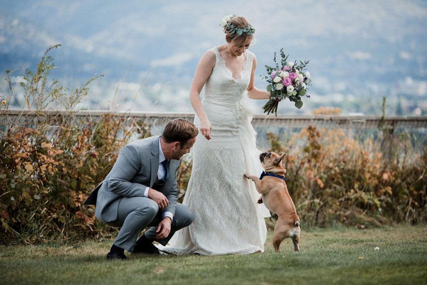 Jocelyn & Dave | Penticton wedding