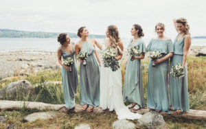 Kathryn Ramsay - Makeup and Hair West Coast Wedding